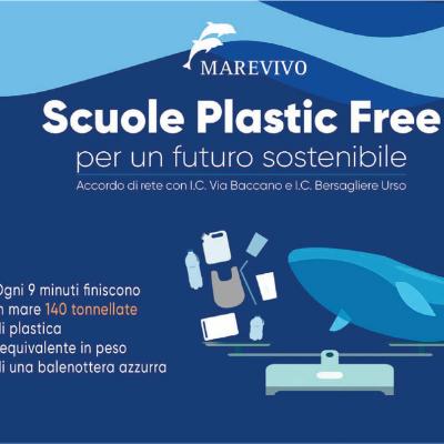 mondoffice sostiene la prima scuola plastic free in italia