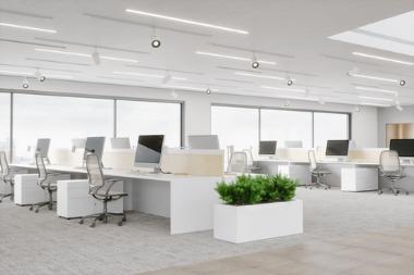 Organizza gli spazi per sfruttare al massimo la luce naturale