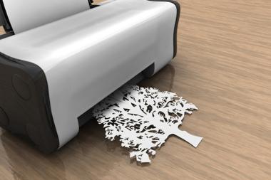 Riduci gli sprechi alla stampante
