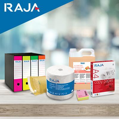 Nuovo assortimento prodotti a marchio Raja