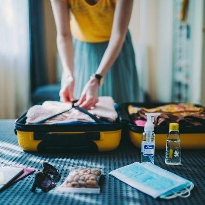 Consigli per una vacanza igienizzata