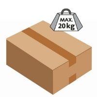 Chiusura per pacchi di max 20 kg